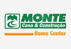 Monte casa e construção